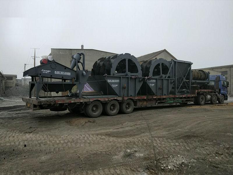 移动海砂淡化设备